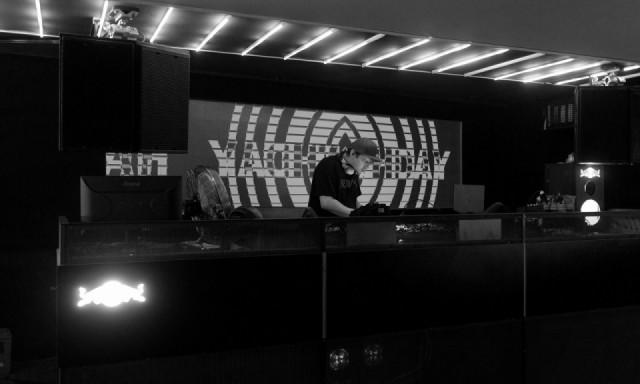 """Fotografischer Eindruck der Musikspielstätte """"The Loft"""""""