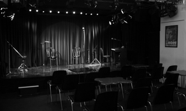 """Fotografischer Eindruck der Musikspielstätte """"Theater am Alsergrund"""""""