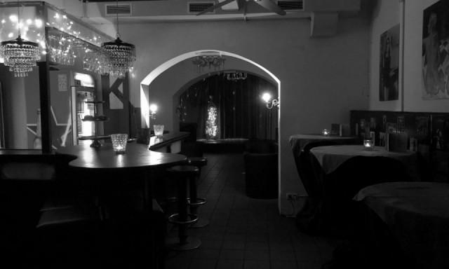 """Fotografischer Eindruck der Musikspielstätte """"Café Kreuzberg"""""""