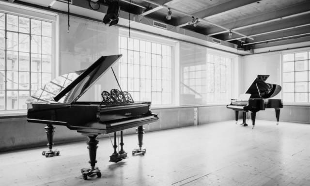 """Fotografischer Eindruck der Musikspielstätte """"Die Erbsenfabrik"""""""