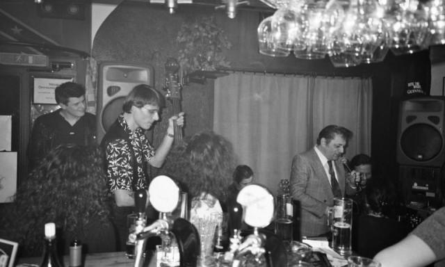 """Fotografischer Eindruck der Musikspielstätte """"Louisiana Blues Pub"""""""