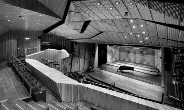 """Fotografischer Eindruck der Musikspielstätte """"MuTh - Konzertsaal der Wiener Sängerknaben"""""""